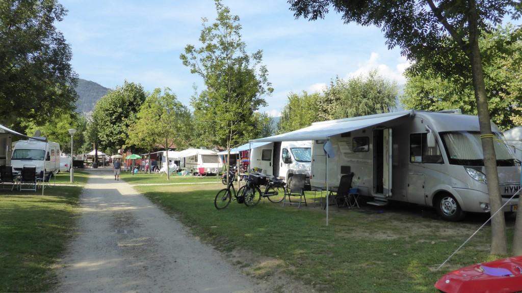Camping Conca d'Oro